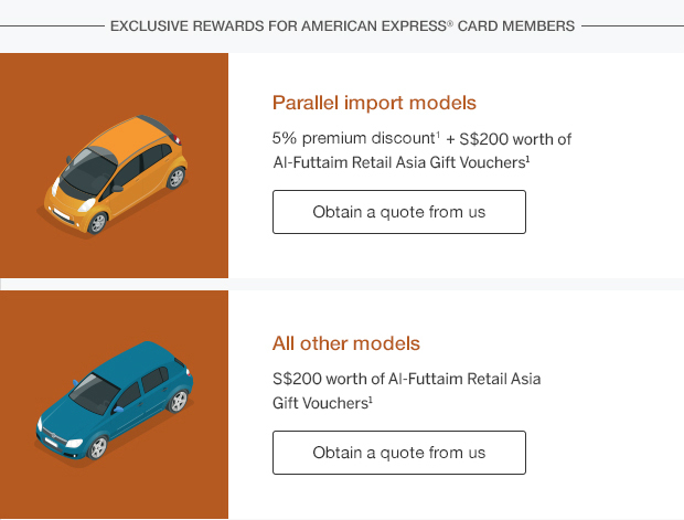 American Express Singapore Travel Insurance Promotion